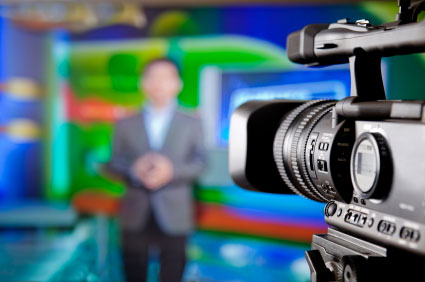 Image result for local TV newsrooms